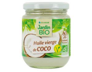 bienfaits de l'huile de noix de coco pour le corps